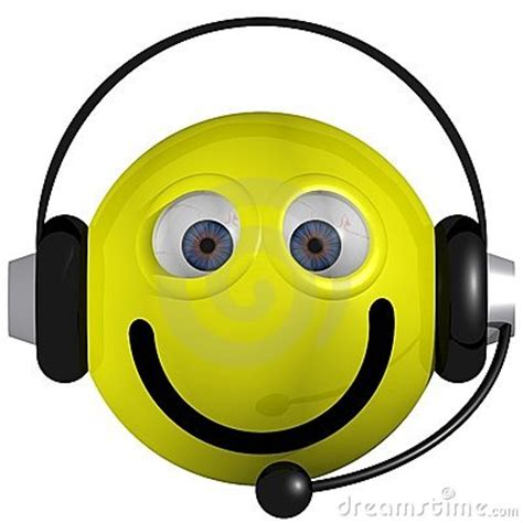 royalty free stock emoticon designs of headphones image gallery telephone smiley