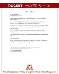 Employment Contract Amendment Letter Affidavit Of Form Affidavit Sle Template
