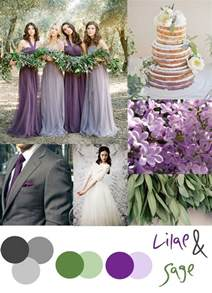 lilac and sage wedding color palette wedding wishes