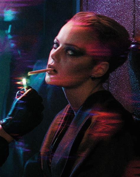 emma stone interview check out emma stone s amazing blade runner photoshoot