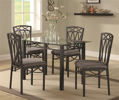 low price dining room sets cheap dinette sets beveled glass dining room table