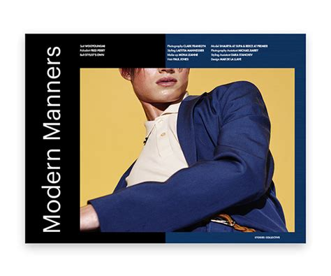 Modern Manners modern manners on behance