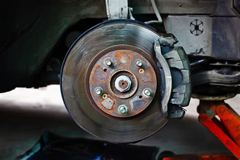how does a truck last how does a brake rotor disc last yourmechanic advice