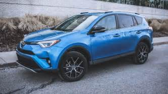 Rap4 Toyota 2016 Toyota Rav4 Review Roadshow