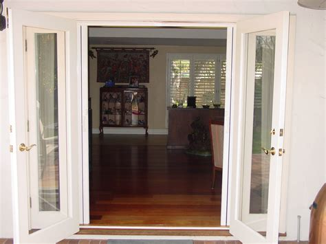 exterior doors that swing out exterior french doors outswing double prefab homes