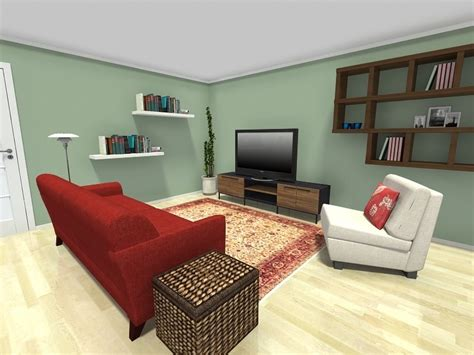 Shelving Furniture Living Room 7 Small Room Ideas That Work Big Roomsketcher
