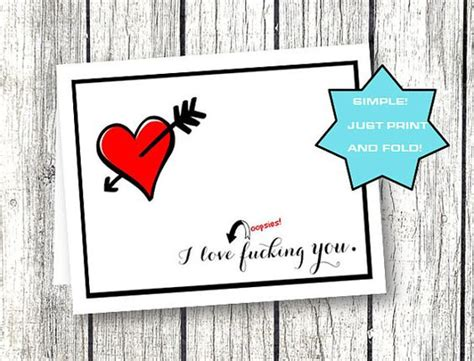 printable valentine card for wife pinterest the world s catalog of ideas