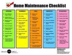 homebody maintenance on