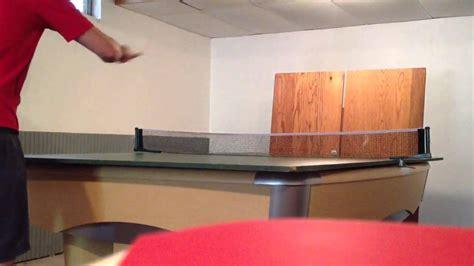 ping pong return board youtube