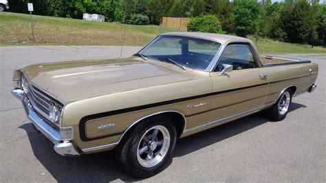 1969 Ford Ranchero by 1969 Ford Ranchero 500 T220 Harrisburg 2015