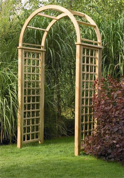 garden arch plans beautify the entrance to your garden with installing