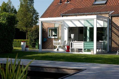 glaswand veranda veranda s nuyts ramen deuren
