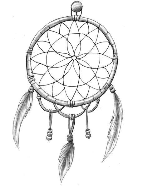 dreamcatcher design tattoo catcher tattoos