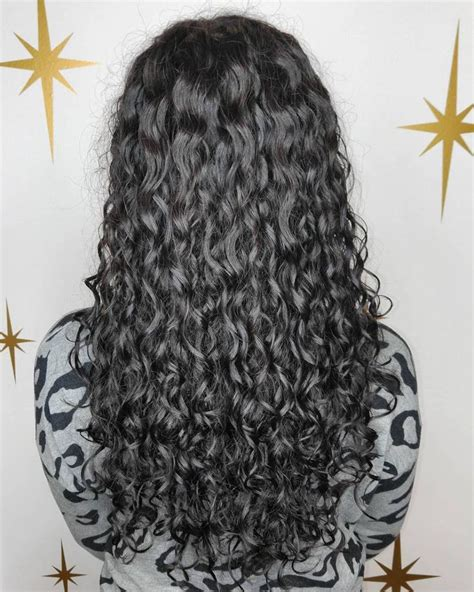 big curl perms for long hair 1000 ideas about long permed hairstyles on pinterest