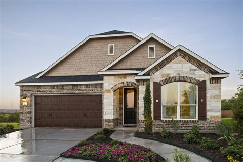 kb home design options landmark pointe community cibolo tx kb home