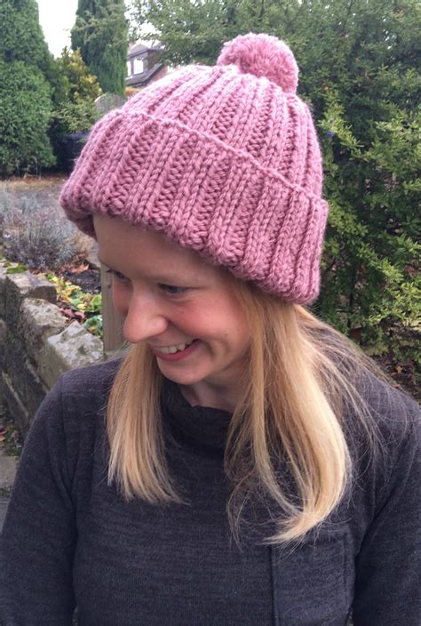 simple bobble hat knitting pattern sew sensational a sewing stitching and dressmaking