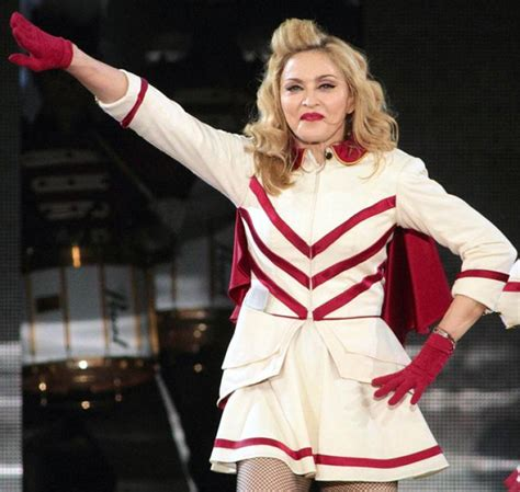 Madonna Would Support Al For President by Madonna To Fans Support The Black Muslim In The White