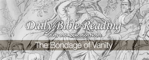 Is Vanity A In The Bible by The Of Vanity Worldwide Mission Fellowship