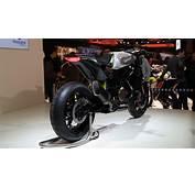 EICMA 2015 Husqvarna Vitpilen 701 Concept Is Another