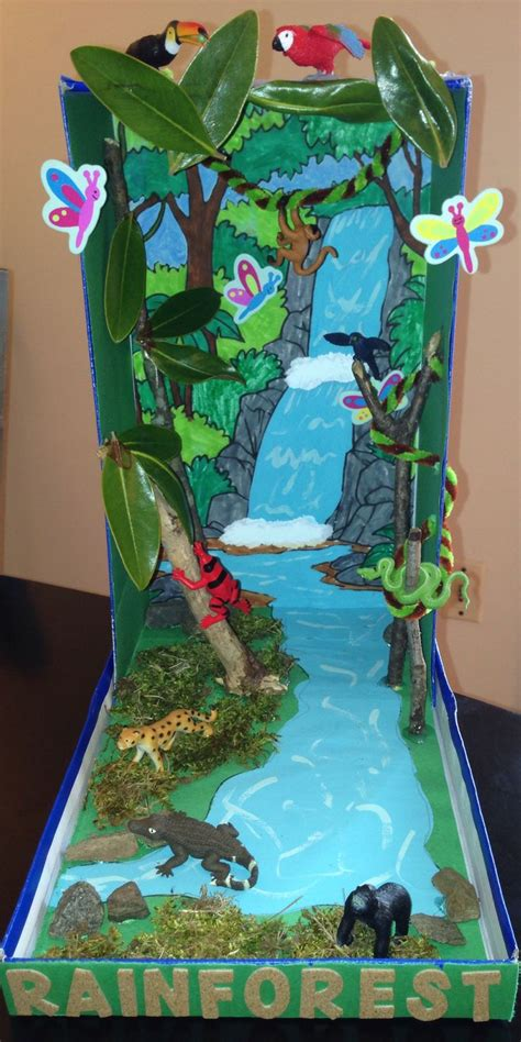 projects toddlers 128 best images about rainforest on