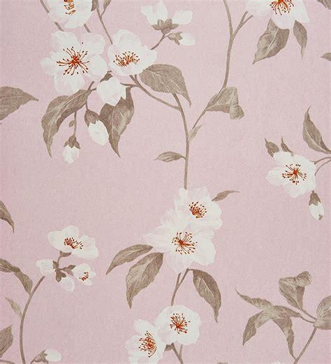 imágenes flores japonesas papel pintado flores japonesas grandes blancas fondo rosa