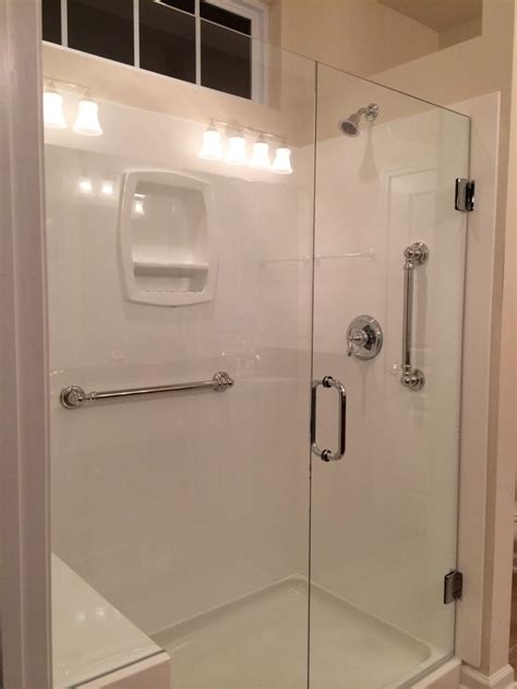 How To Install Cultured Marble Shower Pan by 1000 Ideas About Cultured Marble Shower On