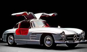 mercedes gullwing supercar evolution