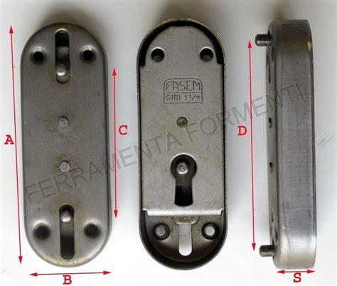 serrature armadi serratura a stringa per anta armadio fasem 29 formenti