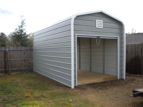 Metal Storage Shed Kits by Steellok Metal Sheds Storage Shed Kits