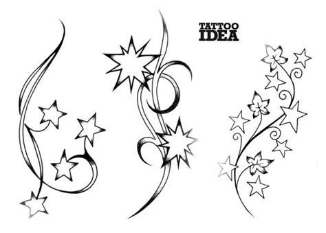 tatuaggi con stelle e lettere tatuaggi stelle tatuaggi stelle maori immagini tatuaggi