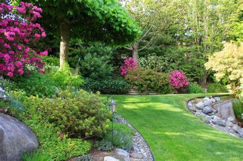 高清花园风景图片下载