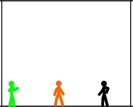 moving figures pivot stick figure showcase