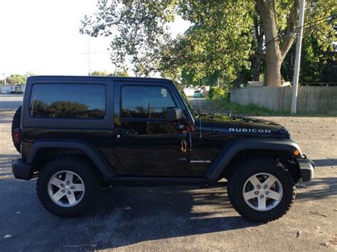 Jeep Rubicon No Doors by Sell Used 2012 Jeep Wrangler Rubicon Sport Utility 2 Door