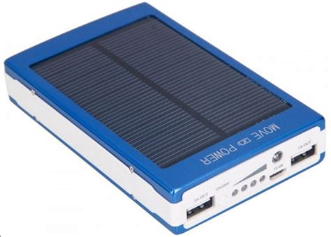 Power Bank Solar Cell top 10 solar power banks ebay