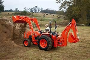 Compact tractors l3301 l3901 l4701 kubota tractor corporation