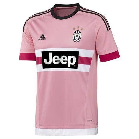 adidas juventus 15 16 away soccer jersey pink black