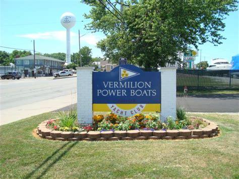 vermilion boat club menu contact vermilion power boats