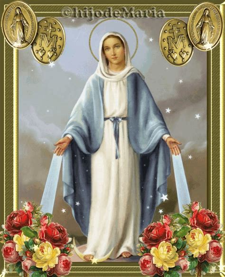 imagen virgen maria de la medalla milagrosa 174 virgen mar 237 a ruega por nosotros 174 im 193 genes de nuestra