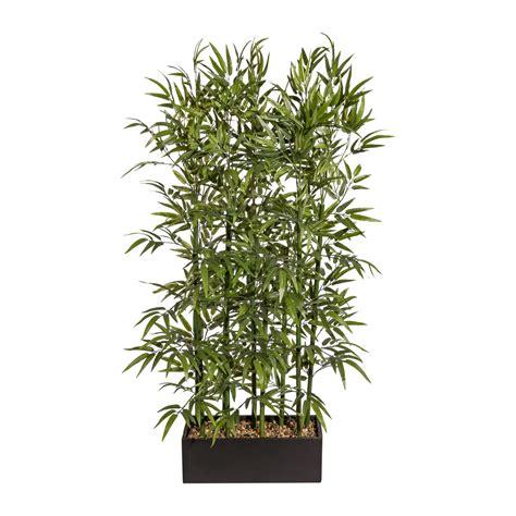 raumtrenner bambus k 252 nstlicher bambus raumteiler