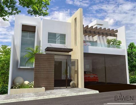 casas modernas fachada moderna contemporanea fachadas