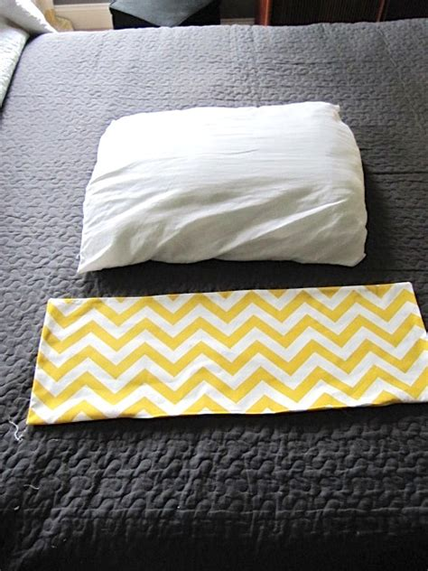 sew  ways tool time tuesdaycheater bolster pillow