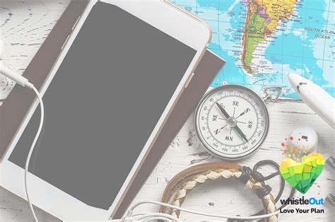 using telstra mobile overseas phone plans with free international roaming whistleout