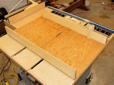 how to build a sled for table saw how to a table saw sled ibuildit ca