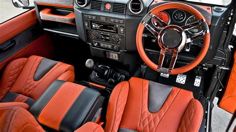 Land Rover Interior Accessories by Land Rover Defender Vented Foot Pedals Accessory By Kahn