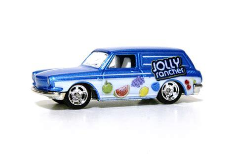 Custom 69 Volkswagen Squareback 1 custom 69 volkswagen squareback ホットウィール おもちゃ ろくよん倶楽部 yahoo ブログ