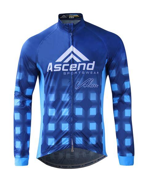cycling wind jacket volare cycling wind jacket ascend sportswear