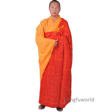 kungfuworld shaolin monk dress buddhist kesa priest