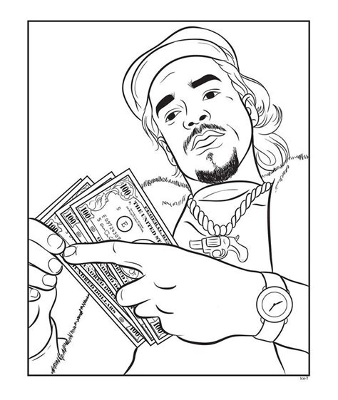 coloring book rap crafts with kanye a new book lets you color in your