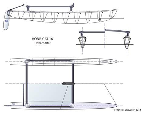 catamaran hull dimensions menhalom