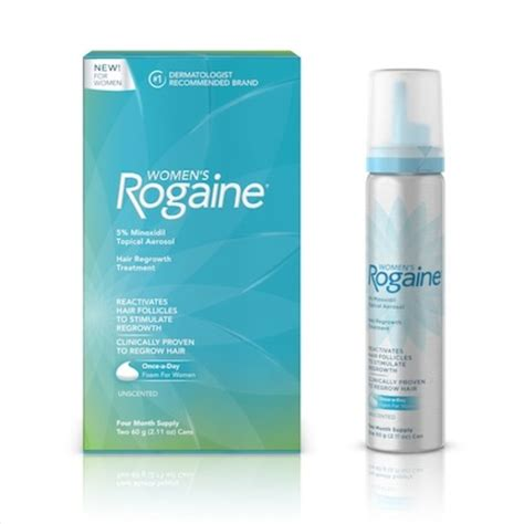 does rogaine foam for women work picture how does rogaine work archives lengthy hair 174